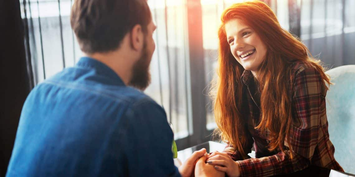 Flirten gesprächsthema