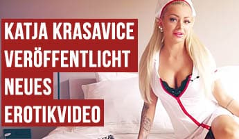 Katja Krasavice veröffentlicht Rollenspiele-Erotikvideo