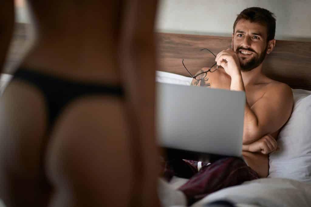 Der Frauenanteil in Erotikportalen ist nicht so gering wie immer behauptet wird
