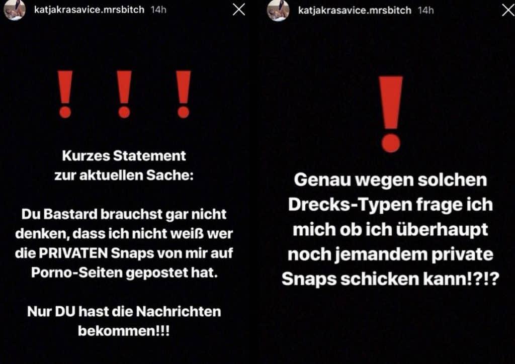 Katja Krasavice Leak: Nacktbilder machten auf Erotikseiten die Runde!