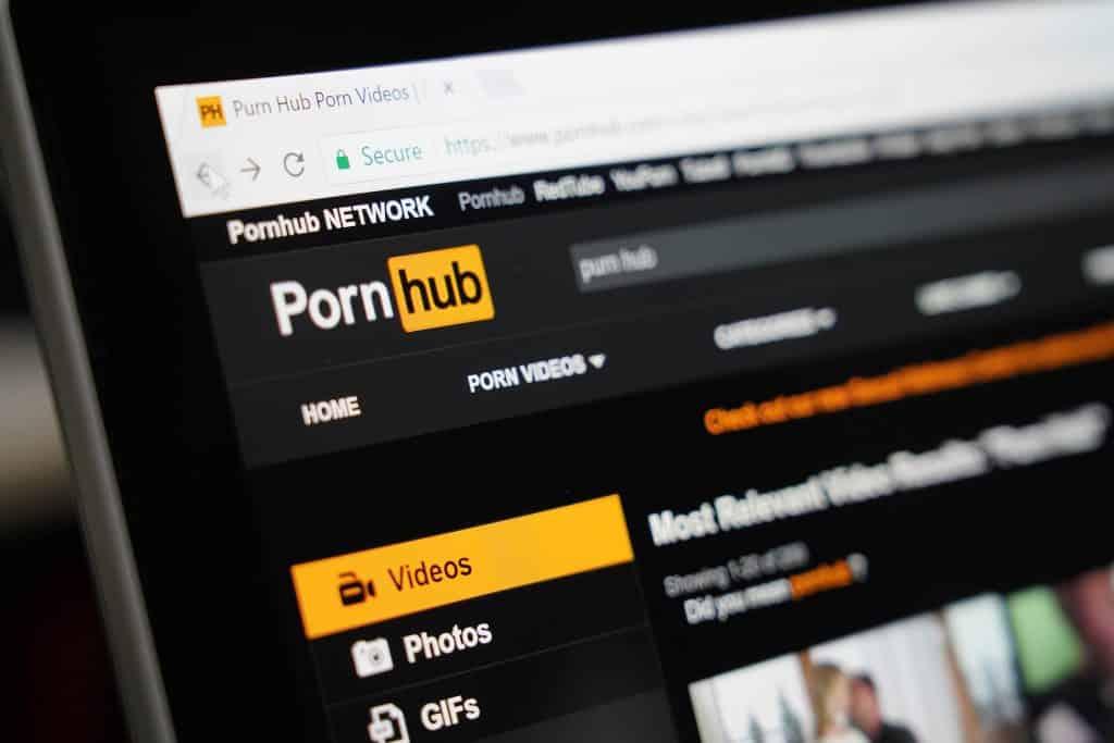 Pornoseiten sollen angeblich das Sexleben verschlechtern
