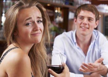 Flirten mit jüngeren männern