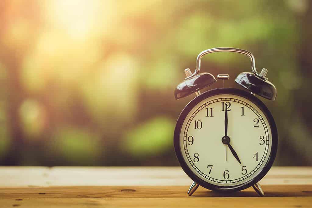 Unpünktlichkeit ist das schlimmste No Go bei einem Date