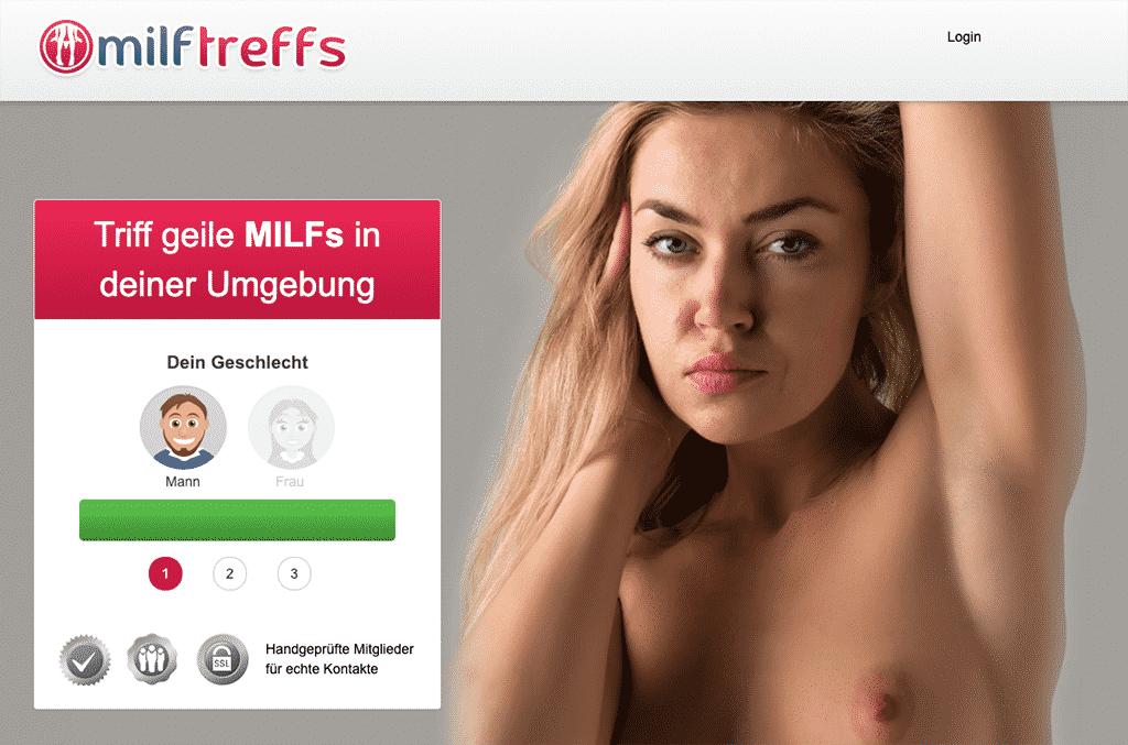 Finden reife sexgeile frau Reife Frauen